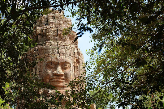 Image: Built by Kings, the Ancient Bayon Temple of Cambodia Mixes ...