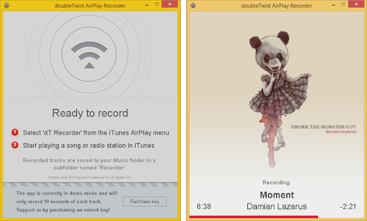 Record iTunes audio and radio on Windows » doubleTwist blog