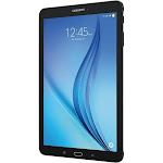 Samsung Galaxy Tab E 9.6 inch 16GB Android 6.0 WiFi Tablet Black - Micro SD Card Slot - SM-T560NZKUXAR