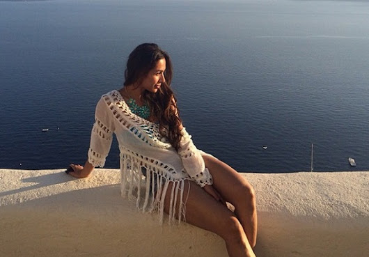 Hot Pics of Malaika Arora Khan Holidays with Friends in Greece