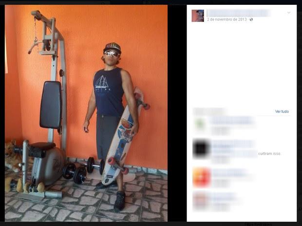 Homem e mulher são mortos a tiros no Jardim Santana em Tremembé, SP (Foto: Reprodução/ Facebook)