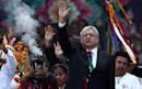 Mexico's new president announces US migration deal - and thanks 'friend Jeremy Corbyn' for attending ceremony