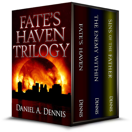 Fate's Haven Free eBook and New Digital Box Set