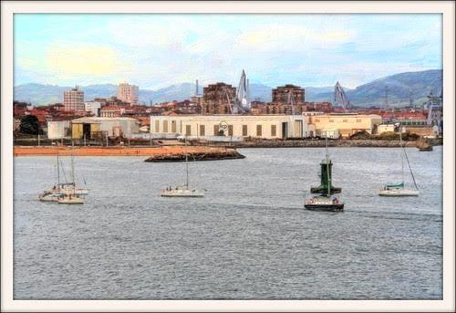 Gijón desde Cimadevilla