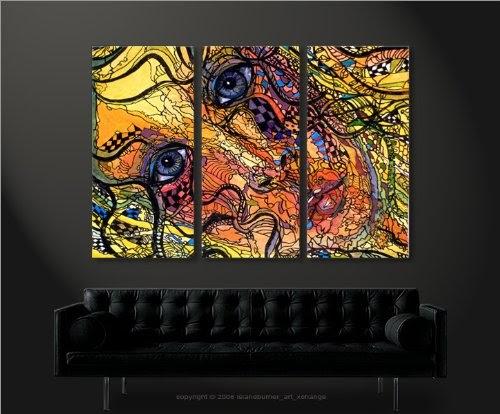 Interni casa mosaic beauty quadri moderni intelaiati for Mobili x salotto