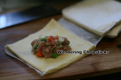 Banh Pa Te So (Vietnamese Pate Chaud (French Hot Pastry Pie)) 5