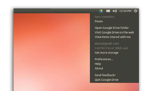 Google Drive for Linux images leak after years of promises