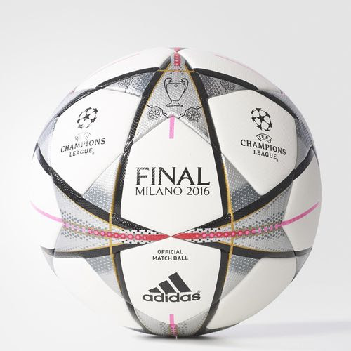 ... Footballs are made - Champions League Final Milano 2016Learn2Freestyle