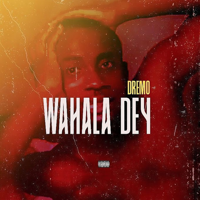 [MUSIC] Dremo – Wahala Dey (Freestyle)