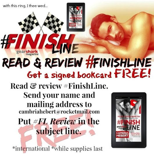 #FinishLine by Cambria Hebert Blitz