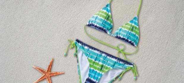 Trucos para que los colores del bañador y bikini duren más