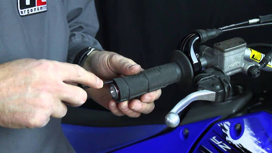 Changing Your Motorcycle Grips