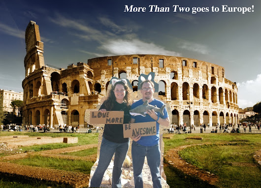 We're coming to Europe! - More Than Two