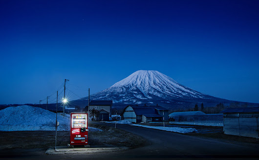 The Eerie Allure of Japanese Vending Machines