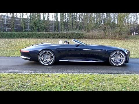 6 Meter Long #Mercedes #Maybach!