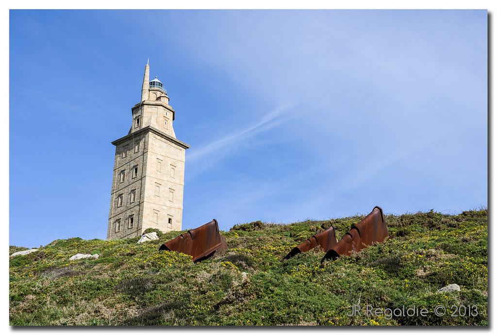 Vigilantes de la torre by JR Regaldie Photo