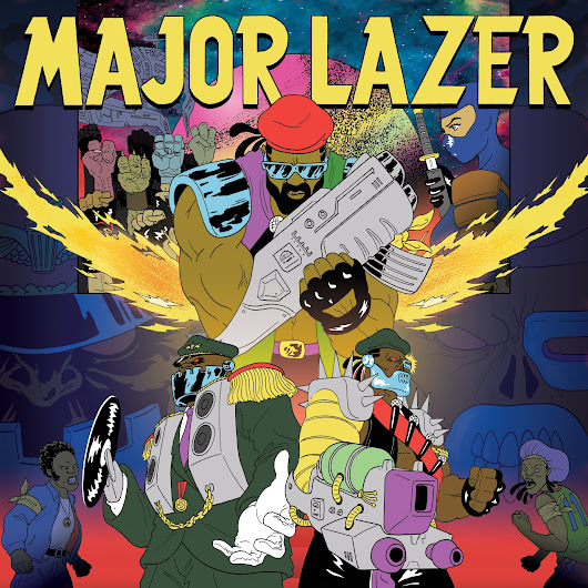 Walshy Fire BBC Radio 1Xtra Major Lazer Mix