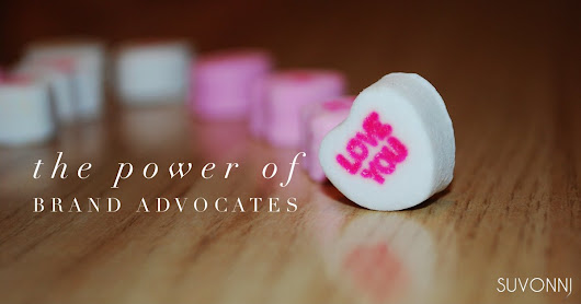 The Power of Brand Advocates and Social Media