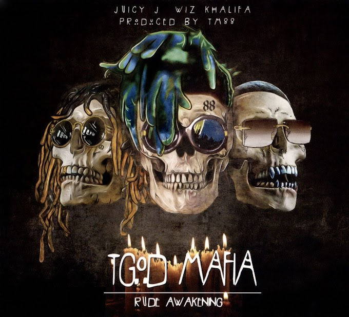 Wiz Khalifa, TM88, Juicy J - TGOD Mafia: Rude Awakening (Super Clean Album) [MP3-320KBPS]