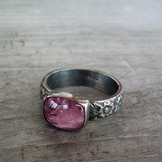pink tourmaline jewelry