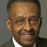 Portrait of Walter E. Williams