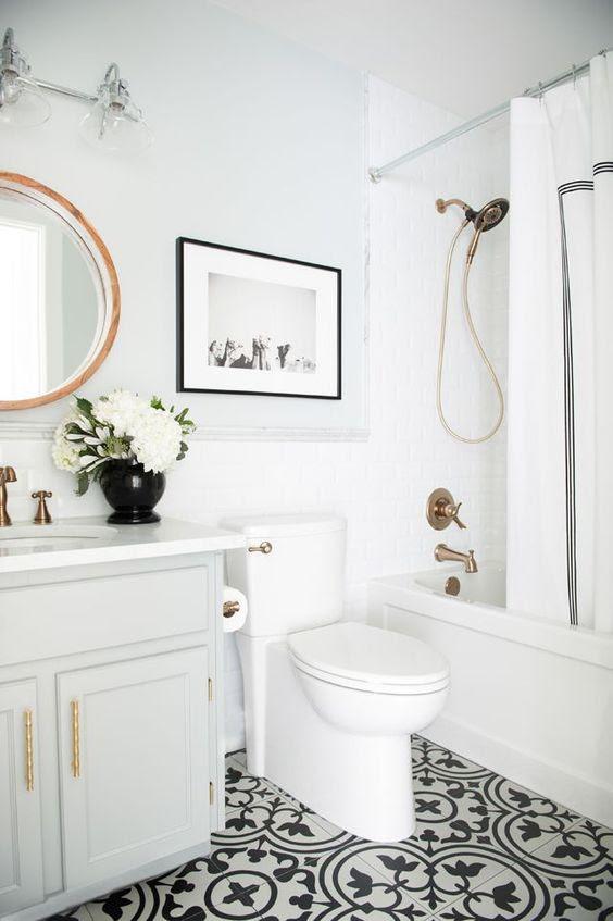 Bathroom Inspiration - Cottage Loving