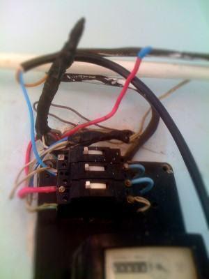 A manutenção das instalações eletricas é fundamental para evitar grandes prejuizos!
