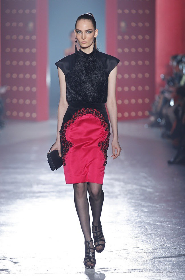 FW12 JASON WU NEW YORK 2/10/2012