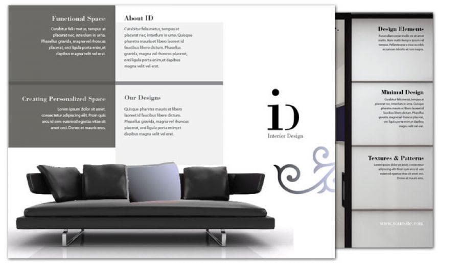 Home interior design brochure pdf - Home design and style