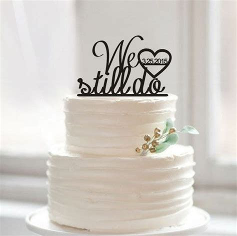 We still do wedding cake topperacrylic cake topper with by
