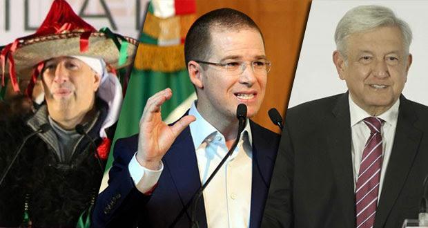 INE avala promoción de precandidatos presidenciales únicos