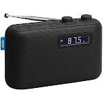 Jensen SR-50 Portable AM & FM Digital Radio & Alarm Clock