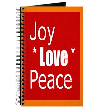 Joy LOVE Peace Journal