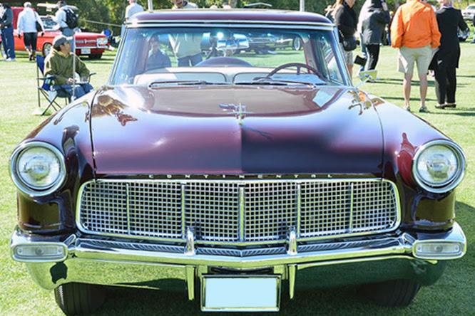 Continental Mark II, Desert Classic C d'E, Palm Springs