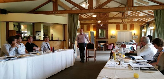 Billericay Business Networking Review - 22nd July - Essex Business Forum