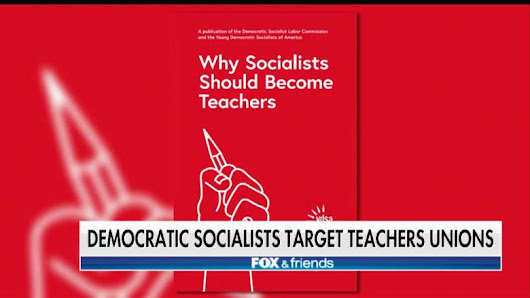 Knowles: Dem Socialists Pushing to Infiltrate Schools Because 'They Can't Win in the Battle of Ideas'