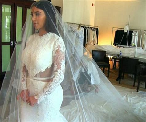 Kim Kardashian Is Set To Go Up The Aisle Again   Look