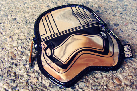 Star Wars OOTD: Troop Leader - Captain Phasma | Anakin And His Angel