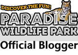 Paradise Wildlife Park Blog