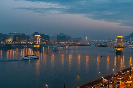 1 bedroom fantastic property for sale in Budapest with panoramic views