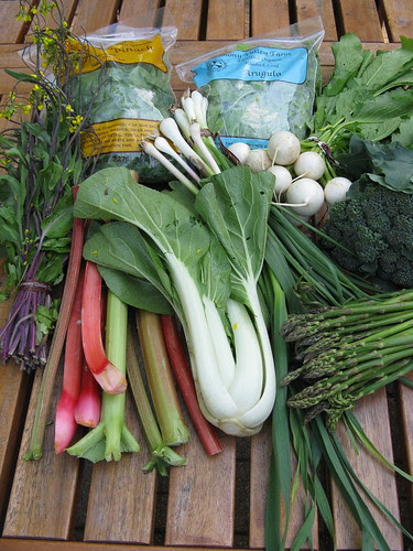 What's in CSA Box #3 '09