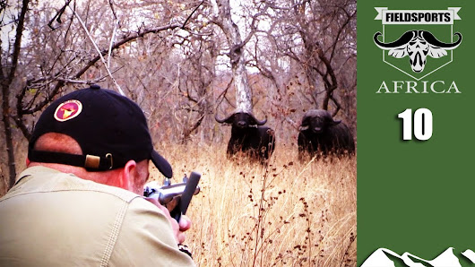 Two of the Big Five – Fieldsports Africa, episode 10