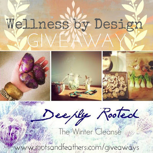 DEEPLY ROOTED CLEANSE GIVEAWAY