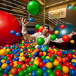 Are Google's Mystery Barges Actually Giant Ball Pits?