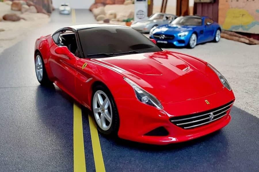 Rent Ferrari California T Dubai - Sports Cars Rental Dubai ...