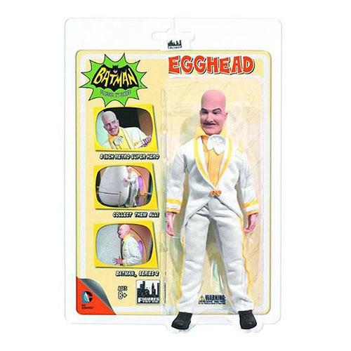 Batman Classic 1966 TV Series 2 Egghead 8-Inch Action Figure