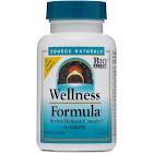 Source Naturals Wellness Formula, Herbal Defense Complex - 45 tablets