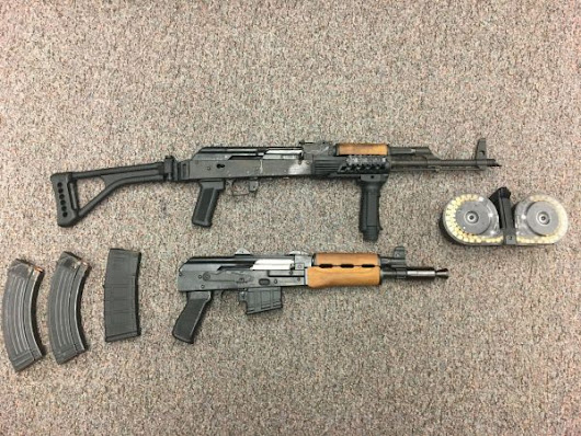 Lake County Gang Task Force Arrests Alleged Heroin Dealers, Finds Guns