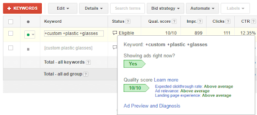 Reverse-engineering AdWords - Online Marketing SEO Company