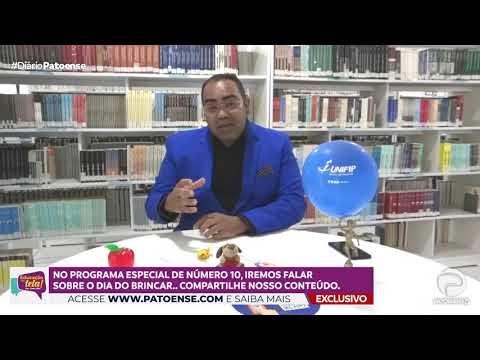 EDUCAÇÃO EM TELA - 10º Ep | Com Carlos Silva